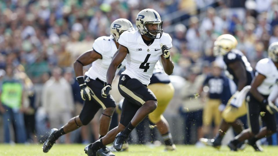 Purdue's Taylor Richards suspended for first two games of season