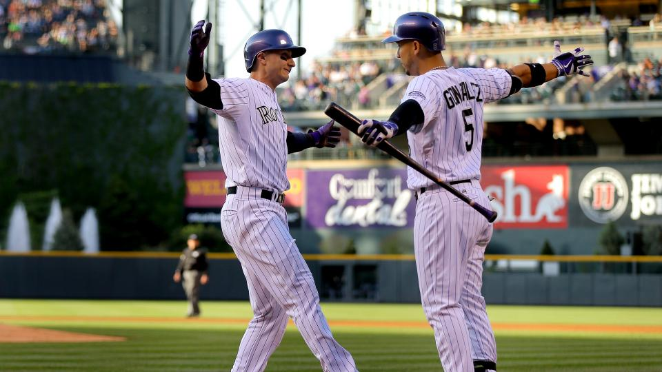 Report: Rockies unlikely to trade Troy Tulowitzki, Carlos Gonzalez to Mets