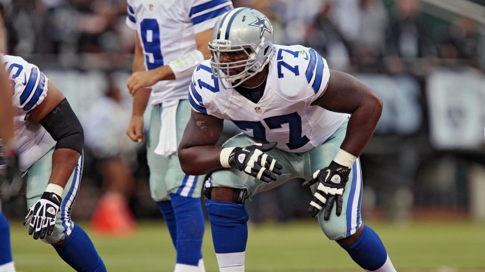 Report: Cowboys, tackle Tyron Smith agree to 8-year, $98 million extension