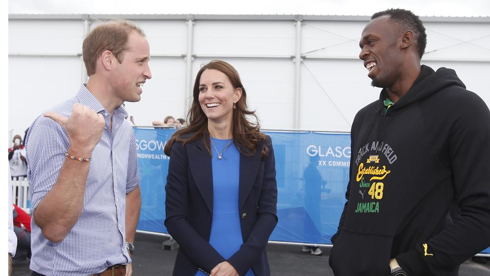 Usain Bolt denies ripping 2014 Commonwealth Games