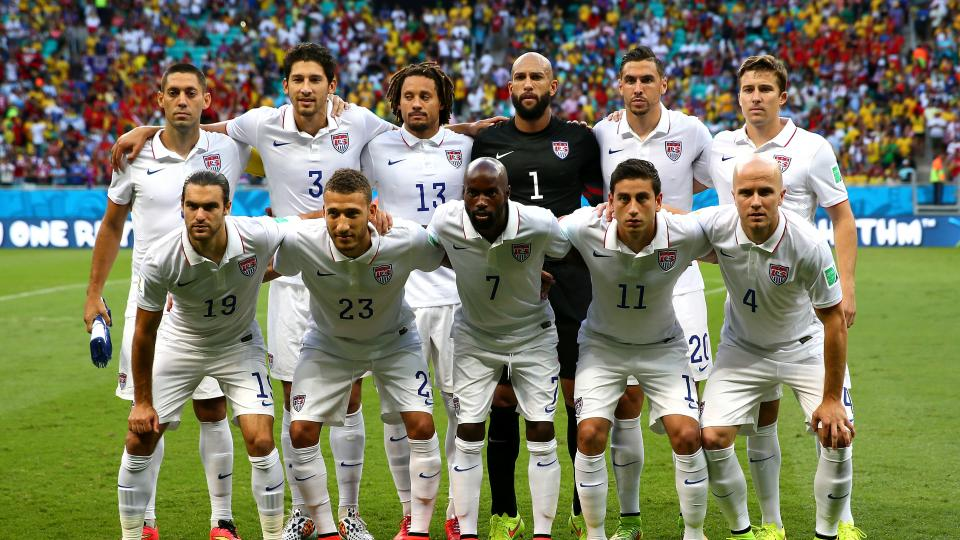 Report: U.S. men's national team to play Colombia at Alamodome