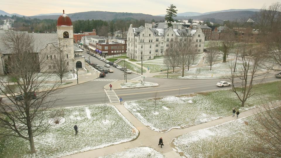 Williams College in Williamstown, Mass.