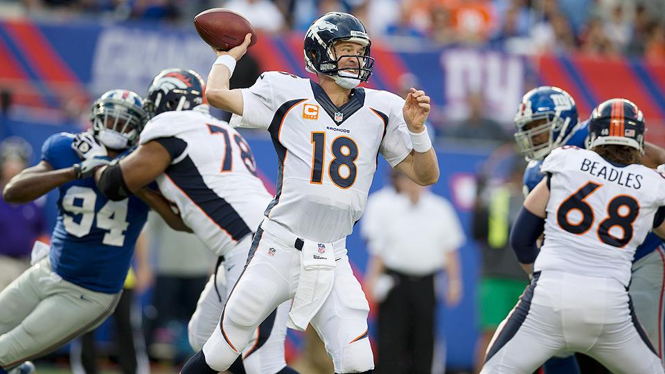 Peyton Manning, Aaron Rodgers, Drew Brees headline list of top QBs