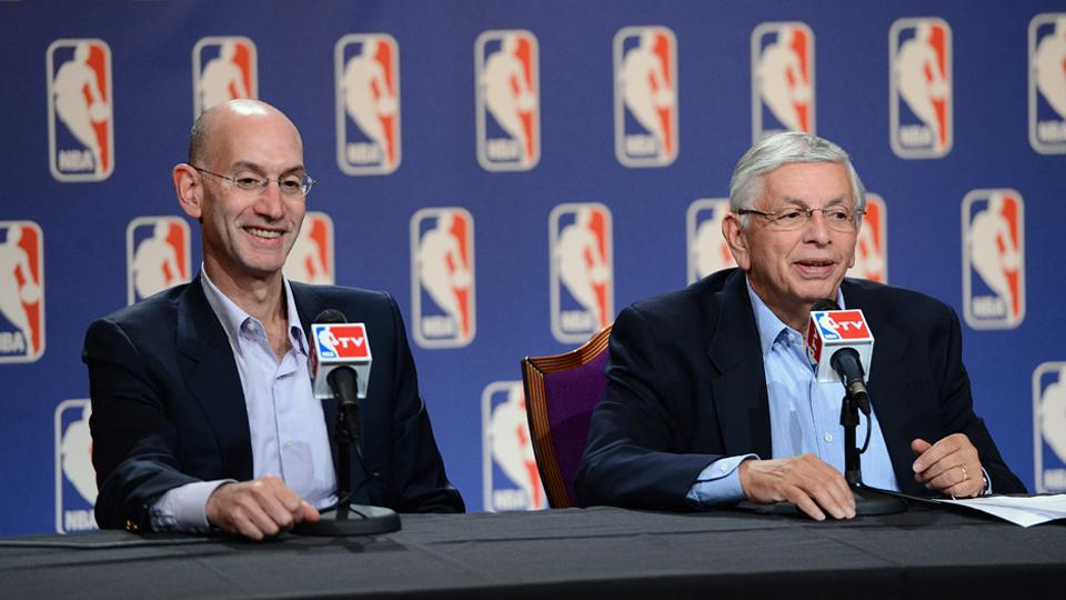 David Stern praises Adam Silver, NBA for handling of Sterling saga