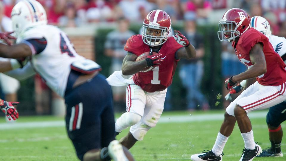Report: Former Alabama running back Dee Hart to transfer to Colorado State