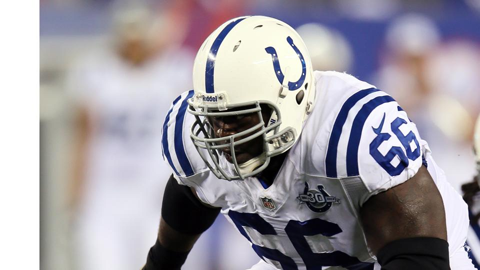 Colts place Donald Thomas on injured reserve after quad tear
