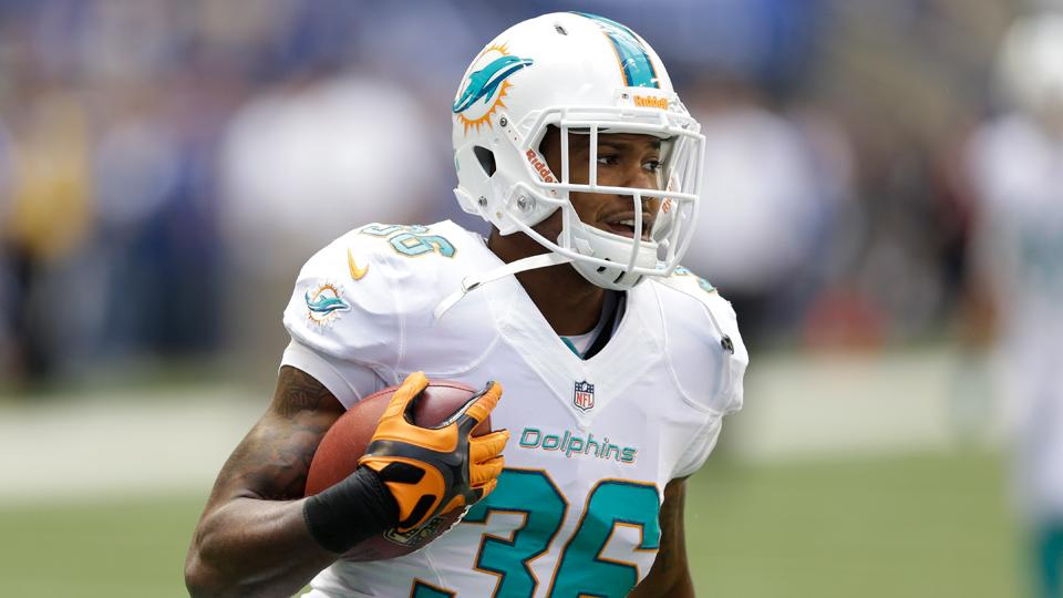 Dolphins safety Don Jones says he doesn't have problem with gay people