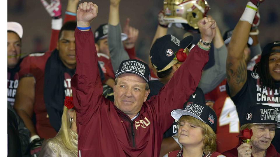 Florida State tops preseason Amway Coaches Poll