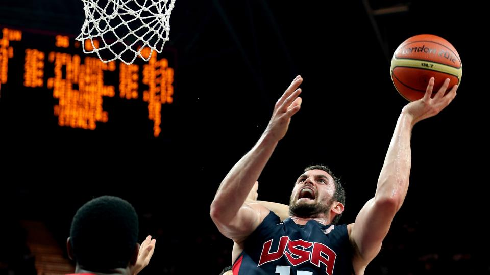 Report: Kevin Love, Cavaliers to play at Minnesota on January 31
