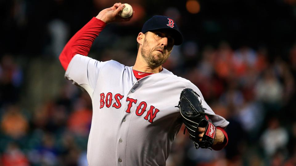 Report: Red Sox to trade John Lackey to Cardinals