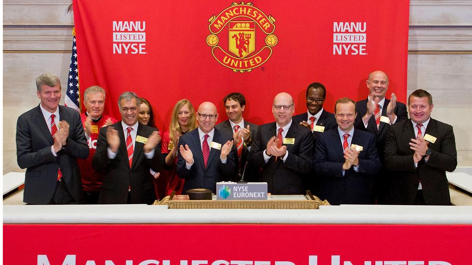 Glazers won't sell Manchester United for at least five years