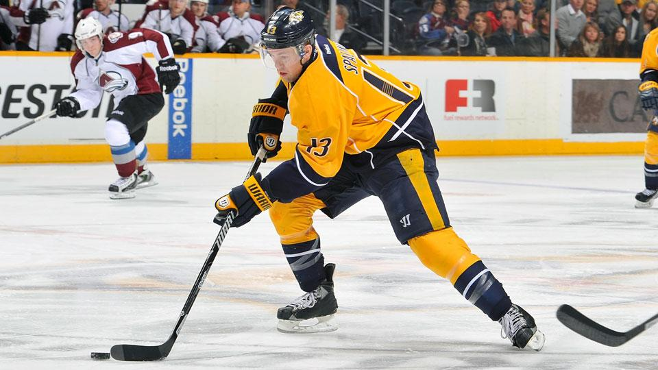 Pittsburgh Penguins, Nick Spaling reach two-year, $4.4 million deal