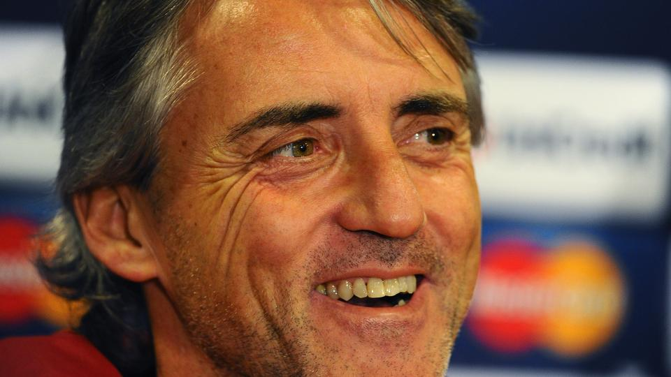 Roberto Mancini: I would come running for Italy job