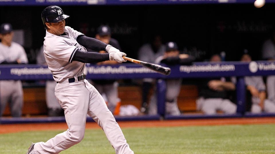 Yankees designate second baseman Brian Roberts for assignment