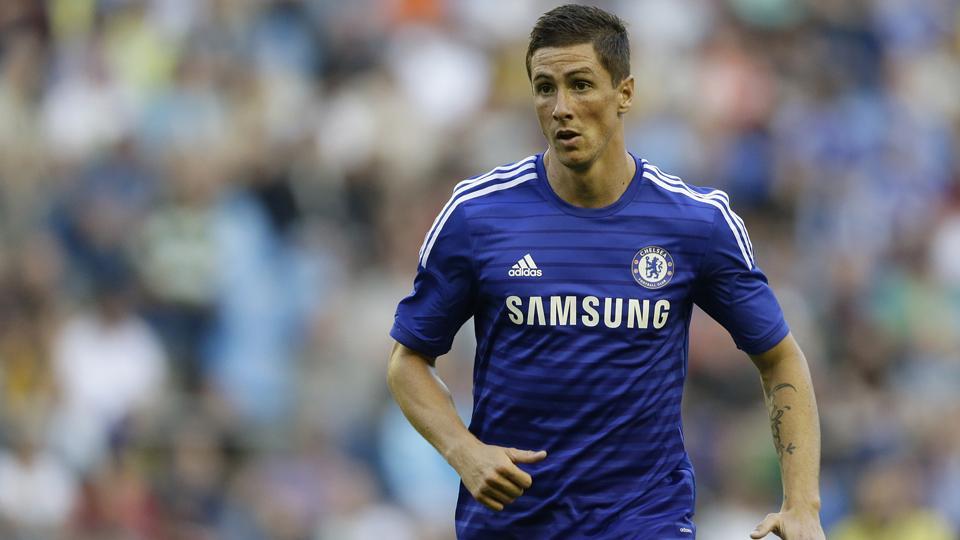 Chelsea boss Jose Mourinho: Fernando Torres not going anywhere