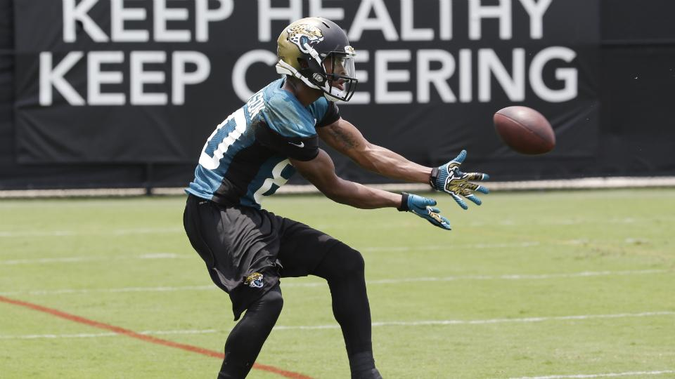 Jaguars receiver Allen Robinson out 'extended period' with injury