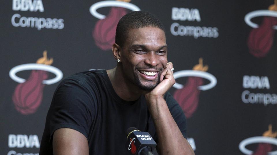 Chris Bosh: LeBron James' departure from Heat 'revitalized' my attitude
