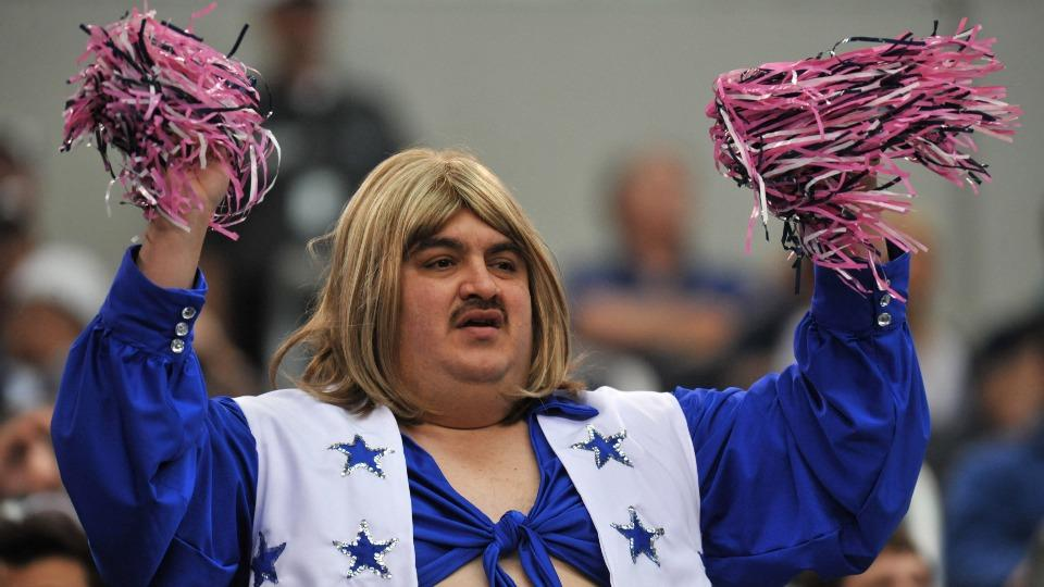 Cowboys, Steelers are the top-ranked fanbases according to 'Fan Equity' ranking