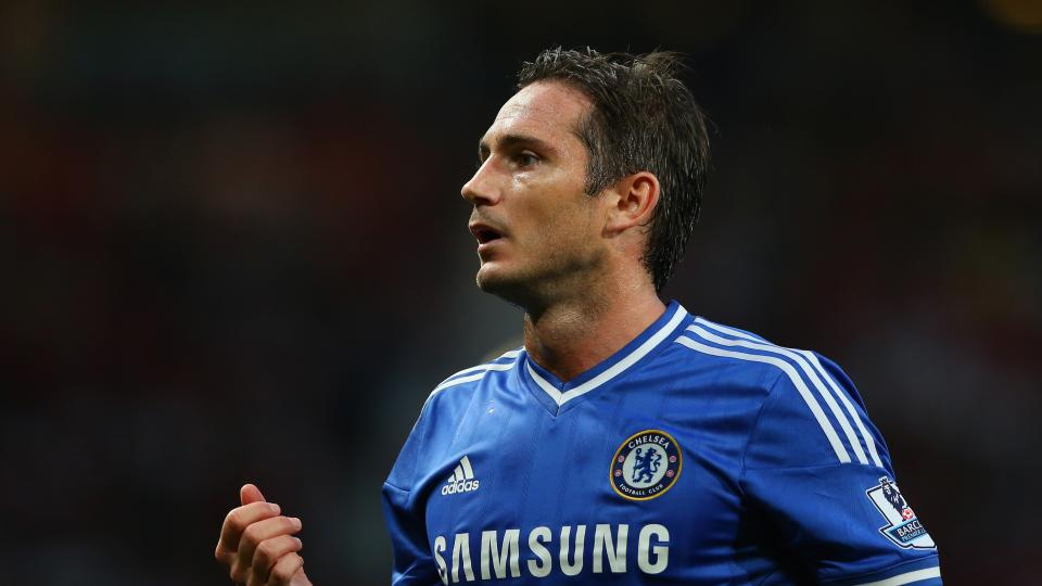 Report: Frank Lampard will join Manchester City on loan