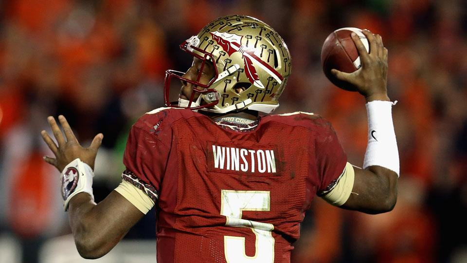 Report: Florida State plans to pay for Jameis Winston's draft insurance