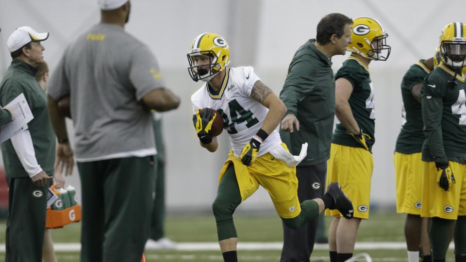 Report: Packers wide receiver Jared Abbrederis has torn ACL