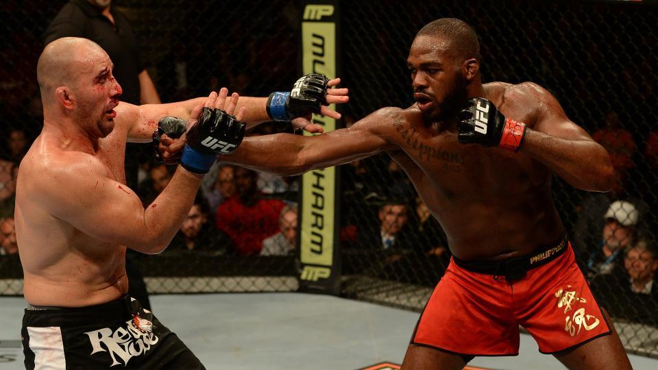 Jon Jones is pound for pound best in SI's latest MMA rankings
