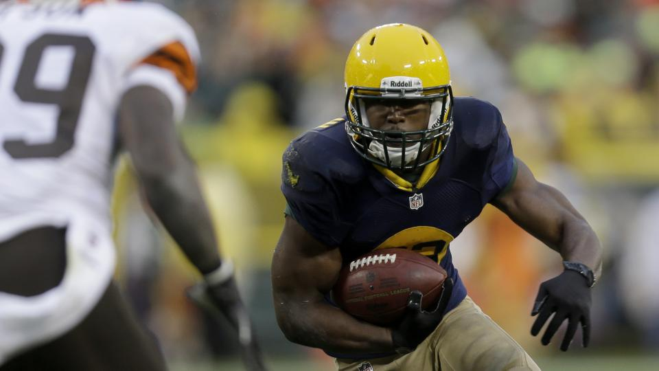Former Packers RB Franklin to intern for team after neck injury ends career
