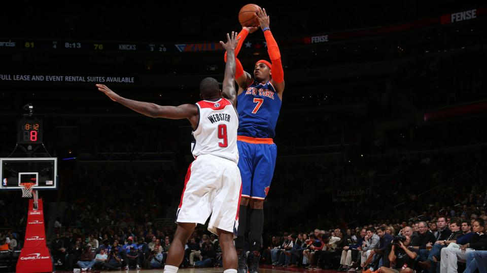 Report: Knicks, Wizards to play on Christmas Day in Washington