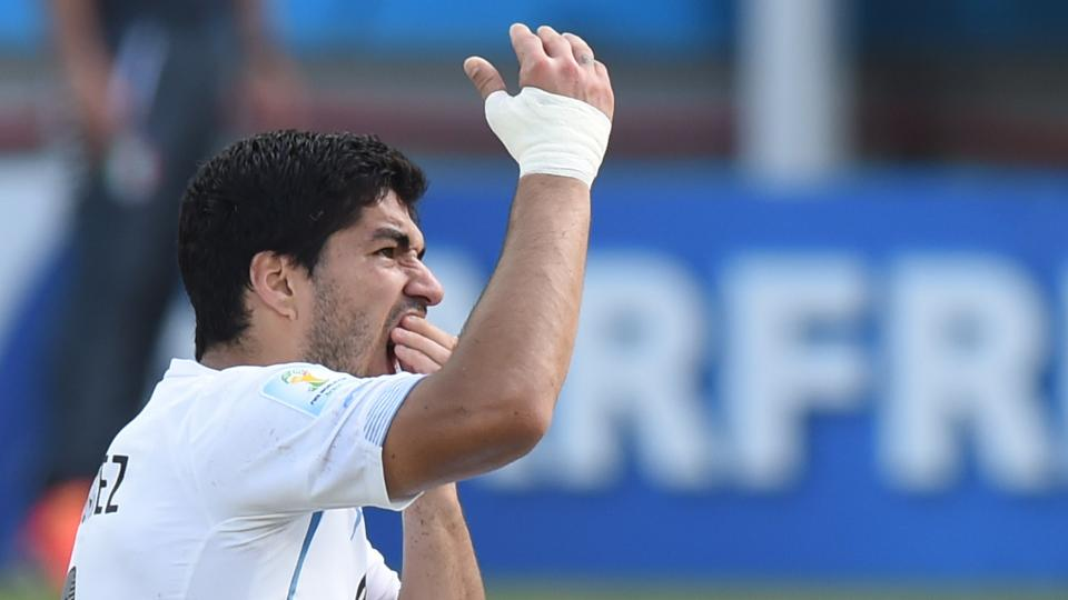 Report: Luis Suarez's appeal of FIFA ban set for August 8
