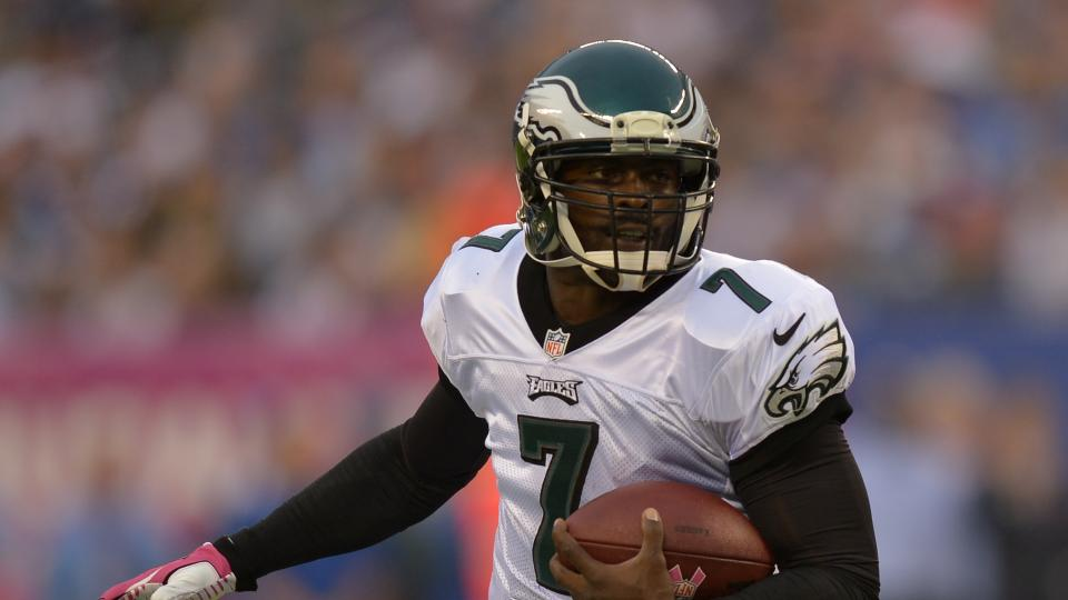 Report: New York Jets' Michael Vick: 'I want to play until I'm 40'