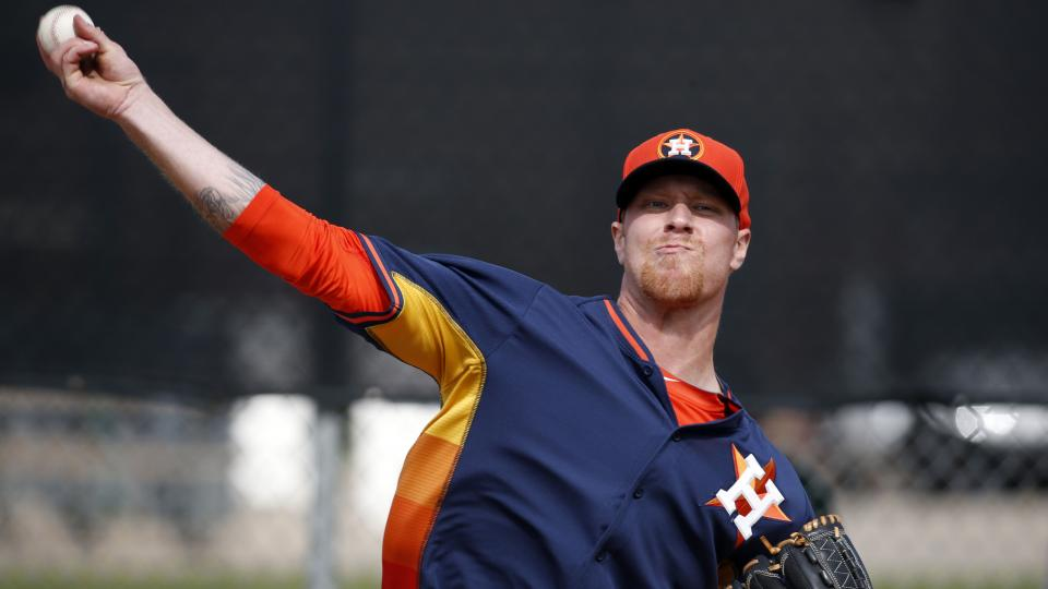 Astros call up pitching prospect Mike Foltynewicz