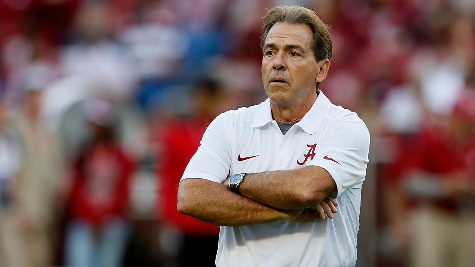 Three Alabama football players suspended for team rules violations
