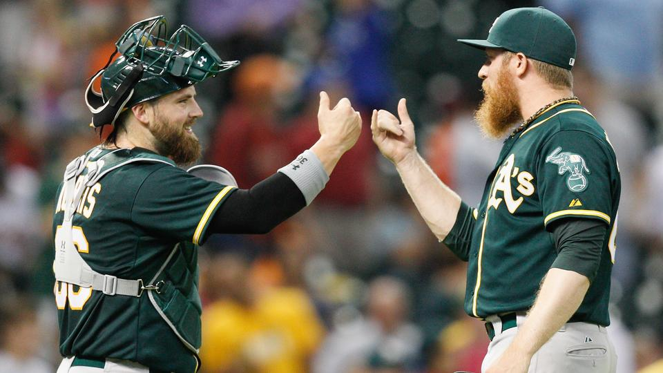 Oakland A's lead post-trade deadline World Series odds