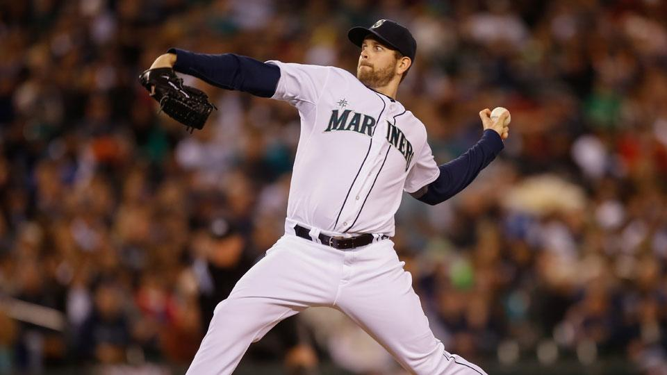Mariners rookie James Paxton set to rejoin rotation Saturday