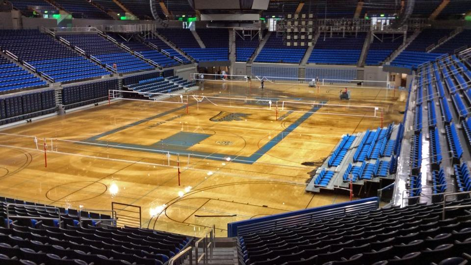 UCLA's Pauley Pavilion basketball court to be replaced after flood