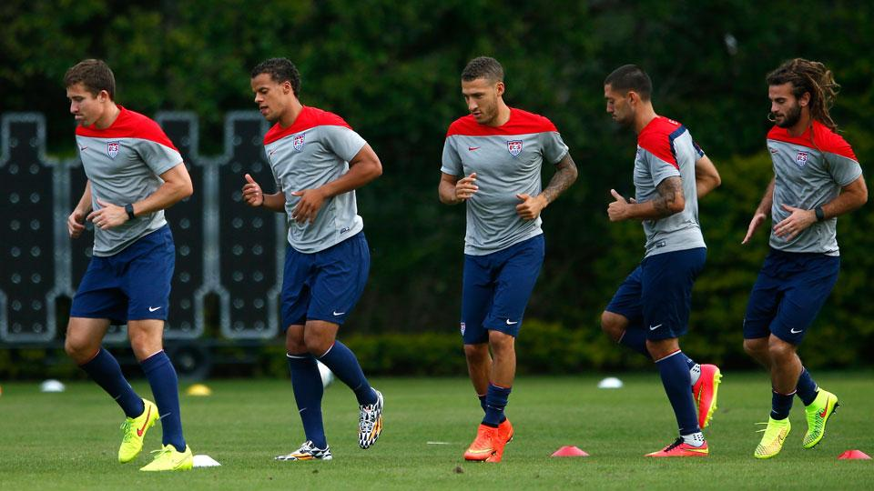 United States men's national team schedule: Upcoming fixtures