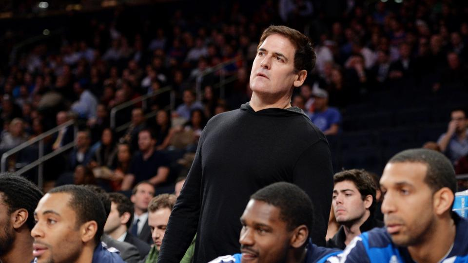Report: Mark Cuban: Players should form 'own World Cup of Basketball'