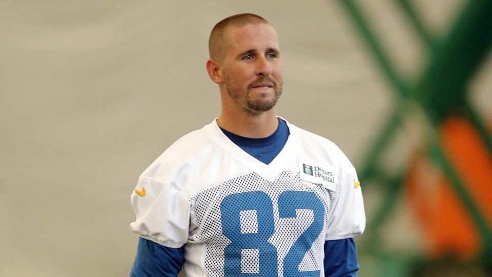 Dolphins WR Brian Hartline: Paul George will return stronger