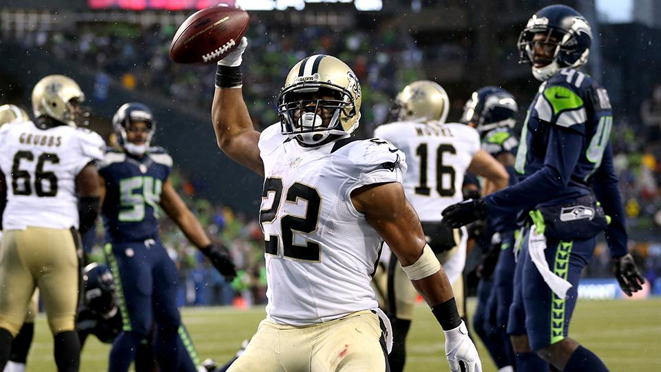 Saints RB Mark Ingram: 'I want to be the best'