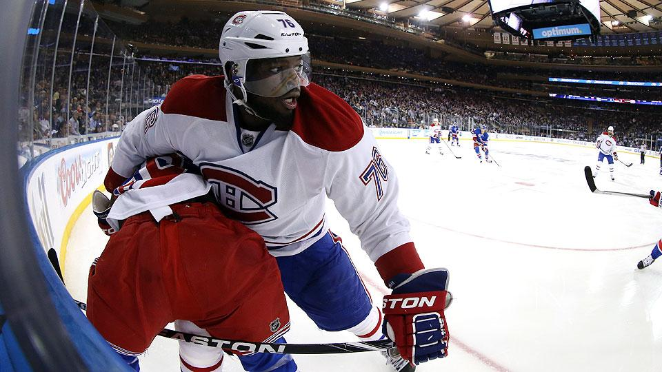 Top Line: P.K. Subban fallout; case of missing Stanley Cup ring; more links