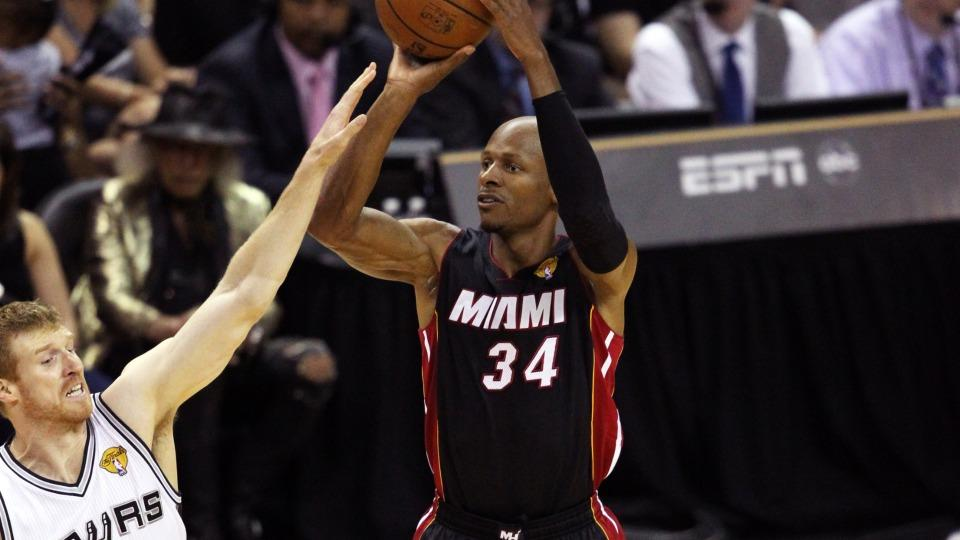 Ray Allen still undecided about coming back for 19th NBA season
