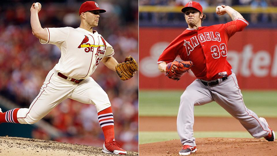 Shaky starts by Justin Masterson, C.J. Wilson don't bode well for contenders