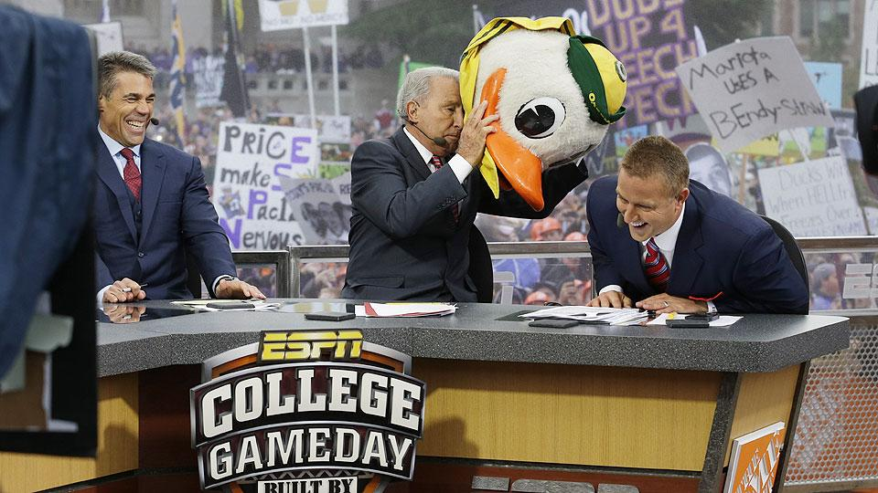 Multiple changes coming to ESPN's College GameDay this season