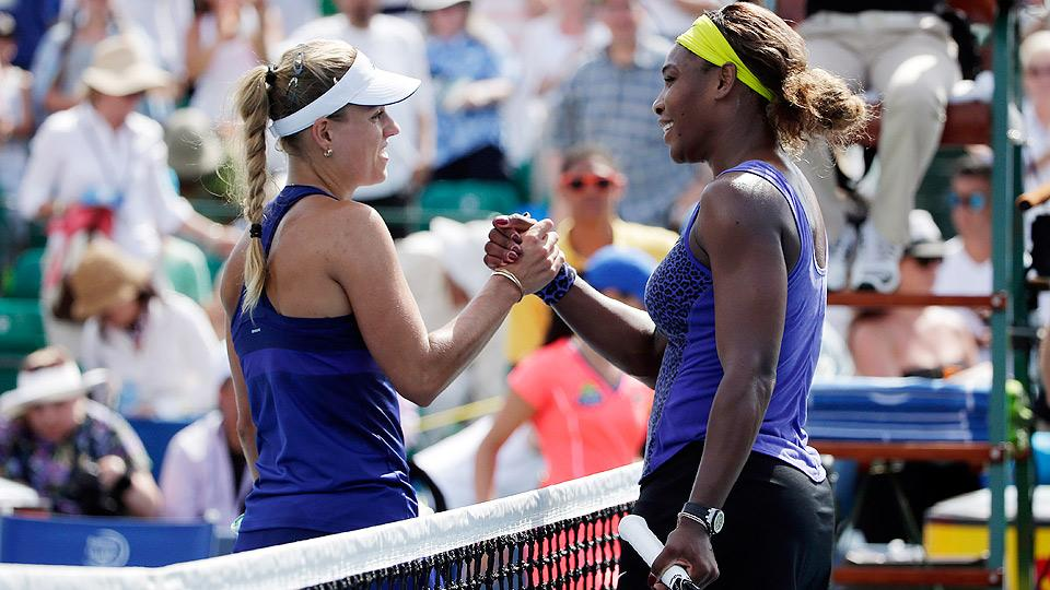 Serena Williams wins Bank of the West Classic at Stanford