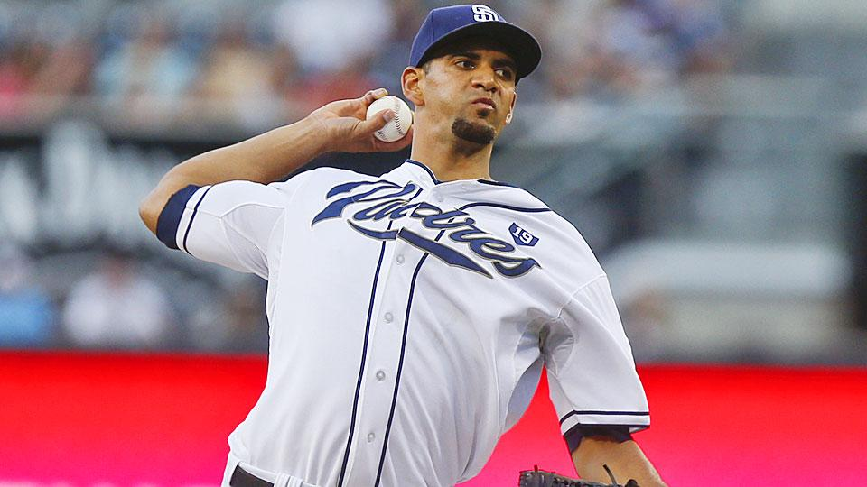 The Padres' Tyson Ross has been impressive in his last eight starts, boasting a 1.47 ERA with 60 strikeouts in 55 innings.
