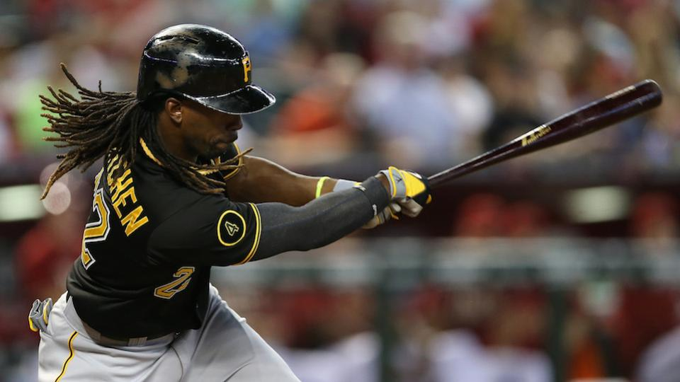 Report: Pirates' McCutchen could be out 3-4 weeks