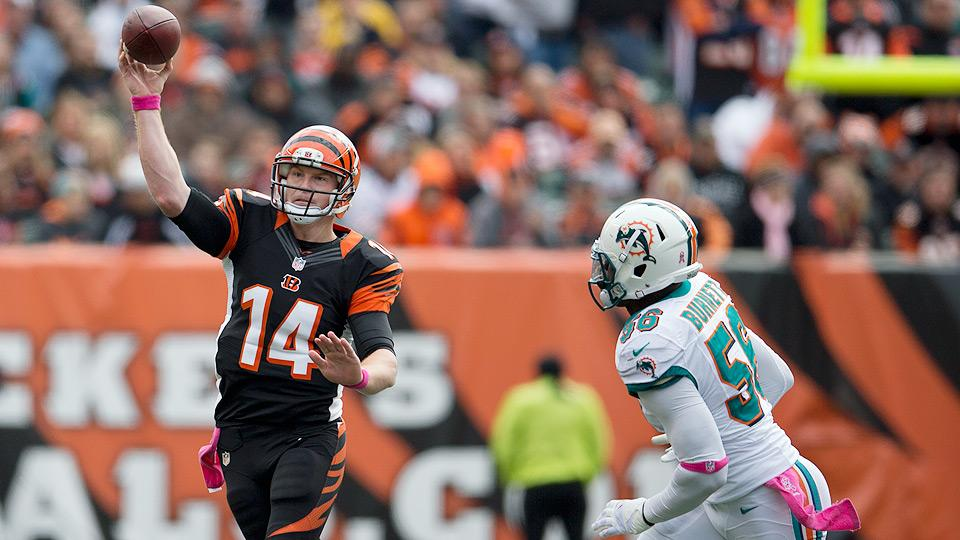 Andy Dalton has work to do before he's worthy of his new extension