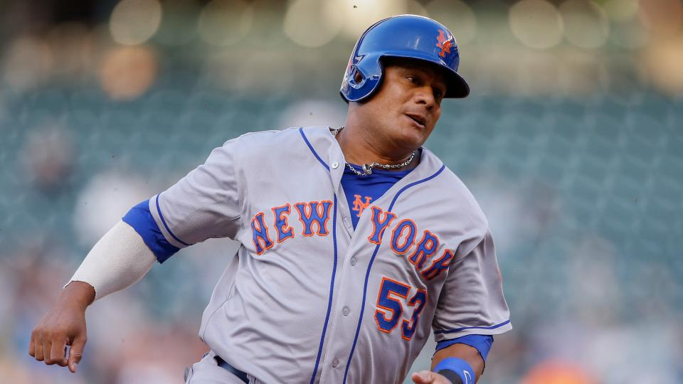 Mets designate Bobby Abreu for assignment