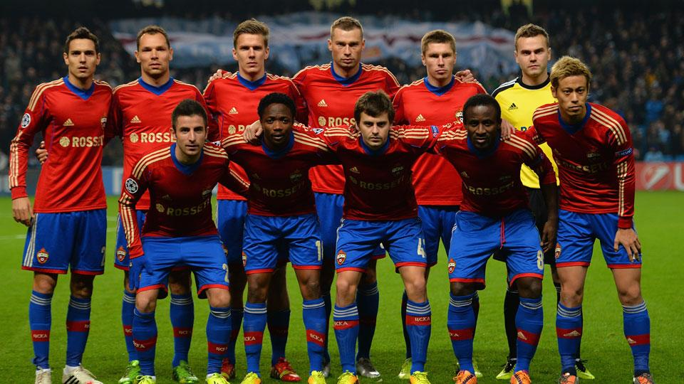 CSKA Moscow fixtures: Russian Premier League schedule 2014/2015