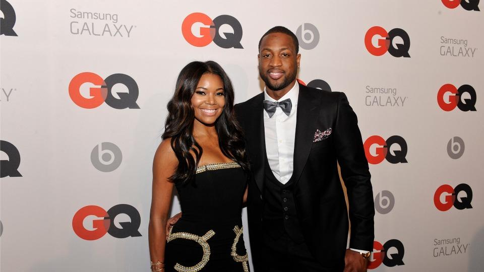 Check out Dwyane Wade and Gabrielle Union's video 'save the date' for their wedding